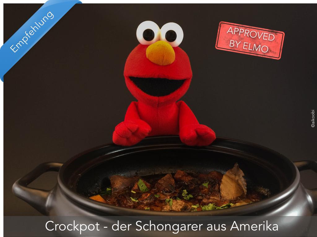 Empfehlung: Crockpot - der Schongarer aus Amerika. | aikoobi